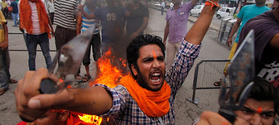 Religious Violence in Modern India